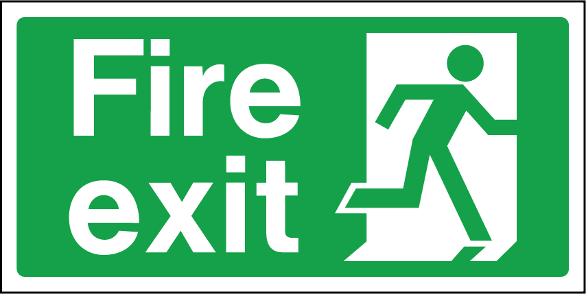 Significance And Placing Of Fire Safety Signs