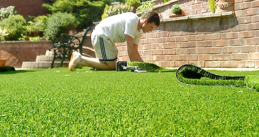 Crucial Aspects That You Would Want To Know About Artificial Grass Installation