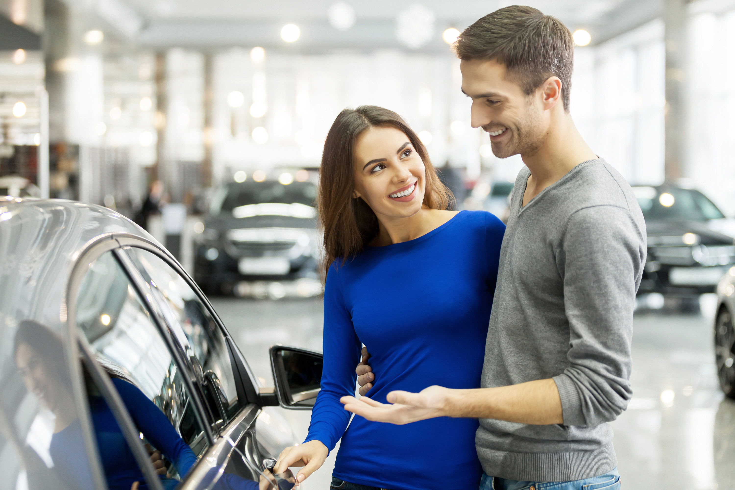 Buying A Car: General Steps