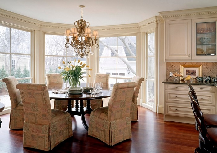 Classic Crown Molding Can Upscale Your Home