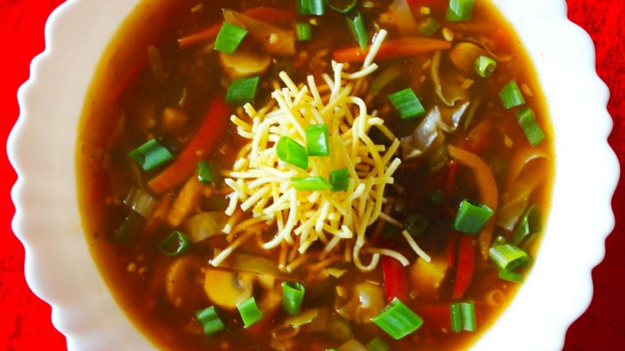 Prepare The Tasty and Tangy Vegetable Manchow Soup
