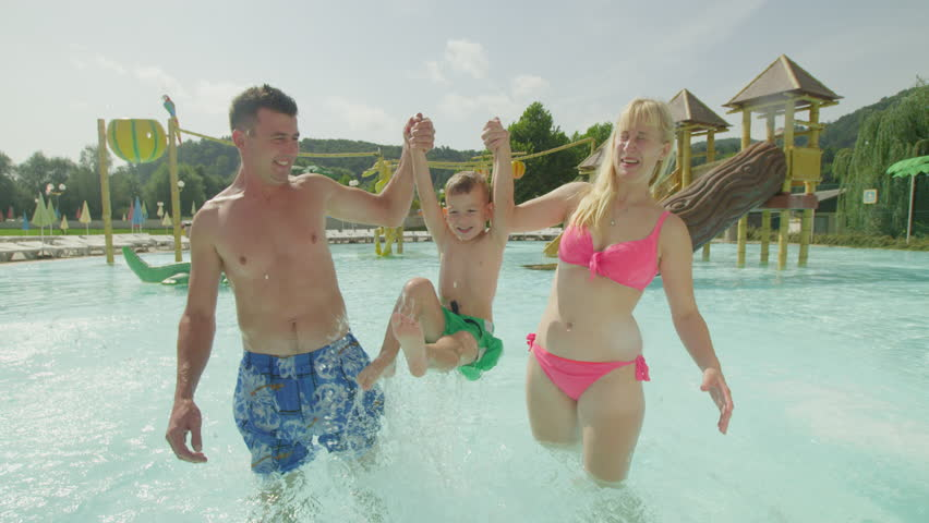 Amazing Water Fun At Top Europe Waterparks