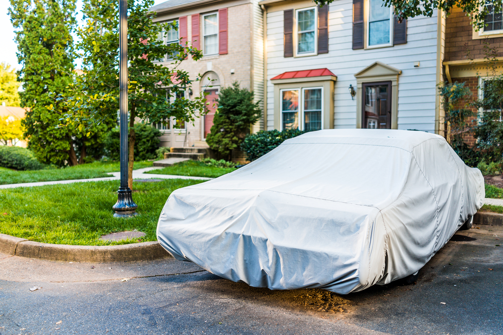 How To Choose The Right Cover For Your Classic Car