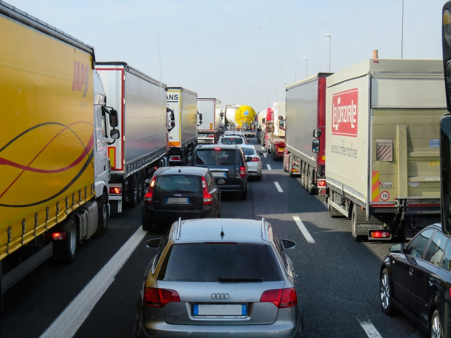 Follow That Semi: Why You Should Watch 18-Wheelers On The Road