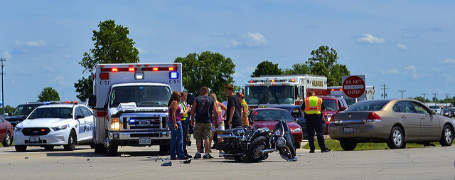 The Impact Of A Motorcycle Accident On Your Paycheck