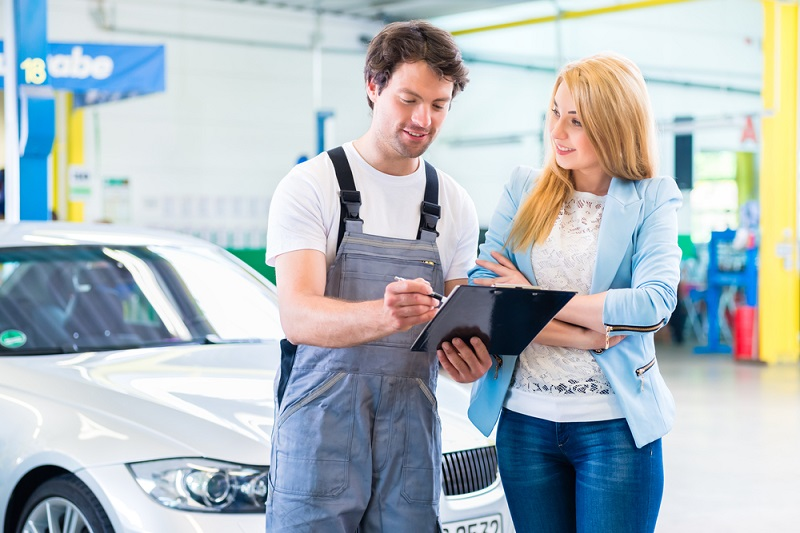Recommended Maintenance Schedule For BMW