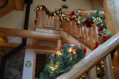 Get Ready For The Holidays, Rustic Style
