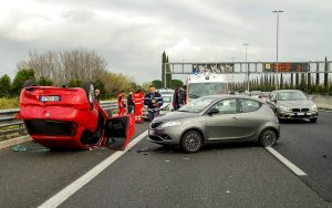 6 Of The Best Cinematic Car Accidents Of The Last Decade
