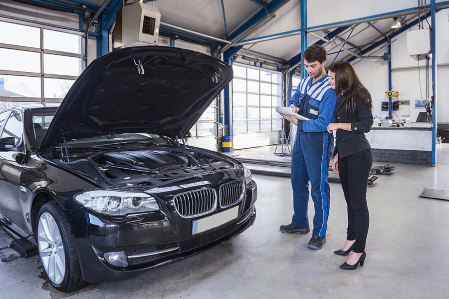 How One Should Maintain A Vehicle?