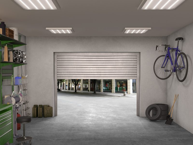 Businesses That Can Be Started from A Concrete Garage