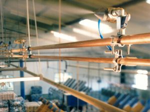 Factory Humidification, Mandatory For Good Health Of Factories