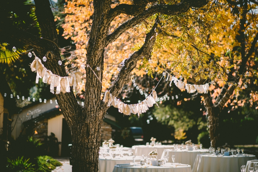 Keep It Simple: Intimate Home Wedding Trends for 2018