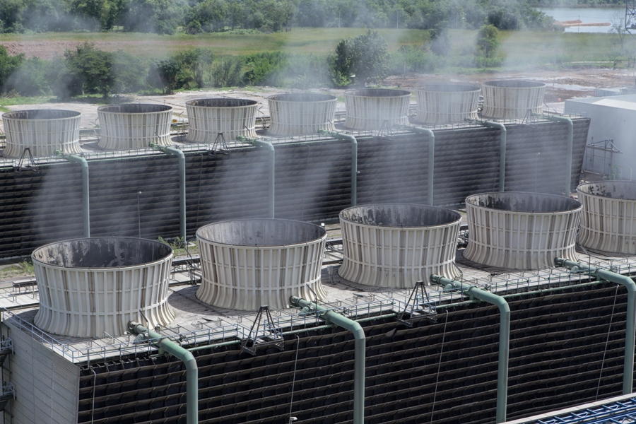 Industrial Cooling, Comprehend The Working Of Cooling Towers