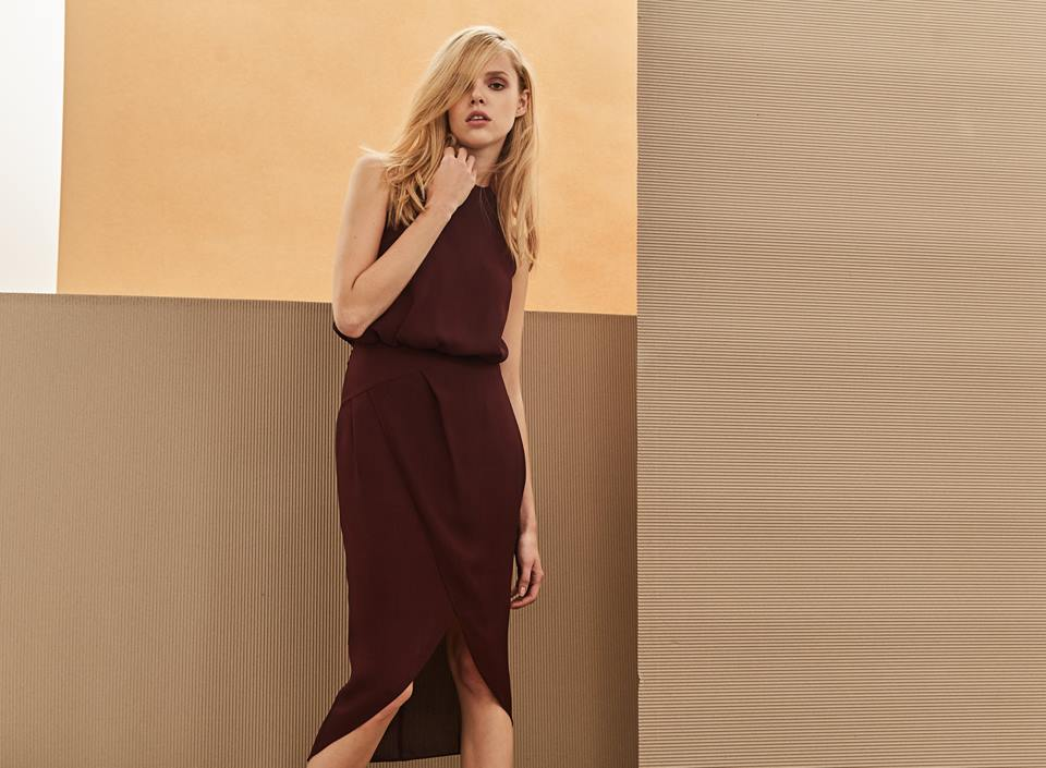 Taking Simple Dresses From Day to Night