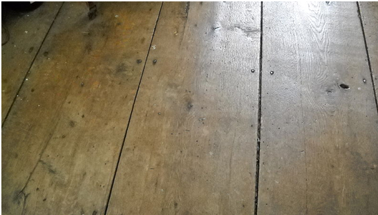 A Brief History Of Wide Plank Flooring