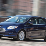 Key Features Of 2018 Ford Focus Electric Base Hatchback