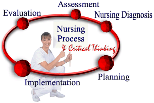 5 Stages Of Nursing Care Support Process