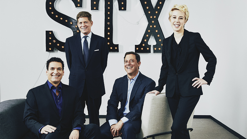 All Upcoming Projects from Robert Simonds' STX Entertainment