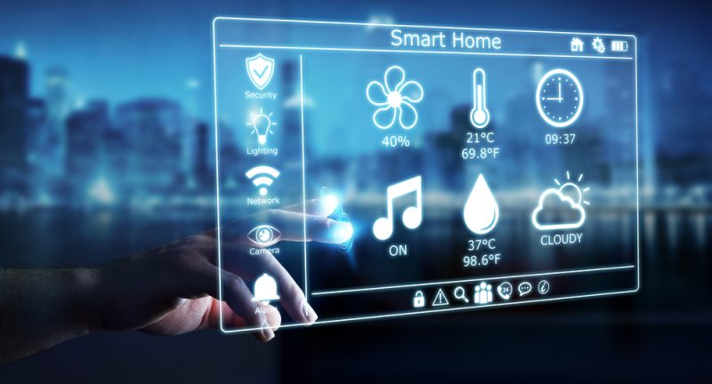How A Smart Home Security System Works