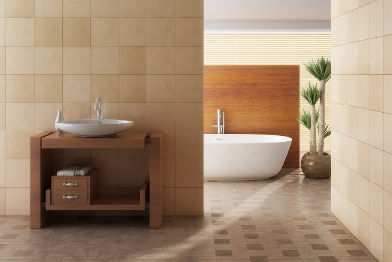 How To Transform Your Bathroom's Look With A Few Simple Design Changes