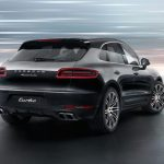 Macan Turbo Upgrades