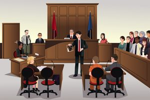 What Makes up A Courtroom