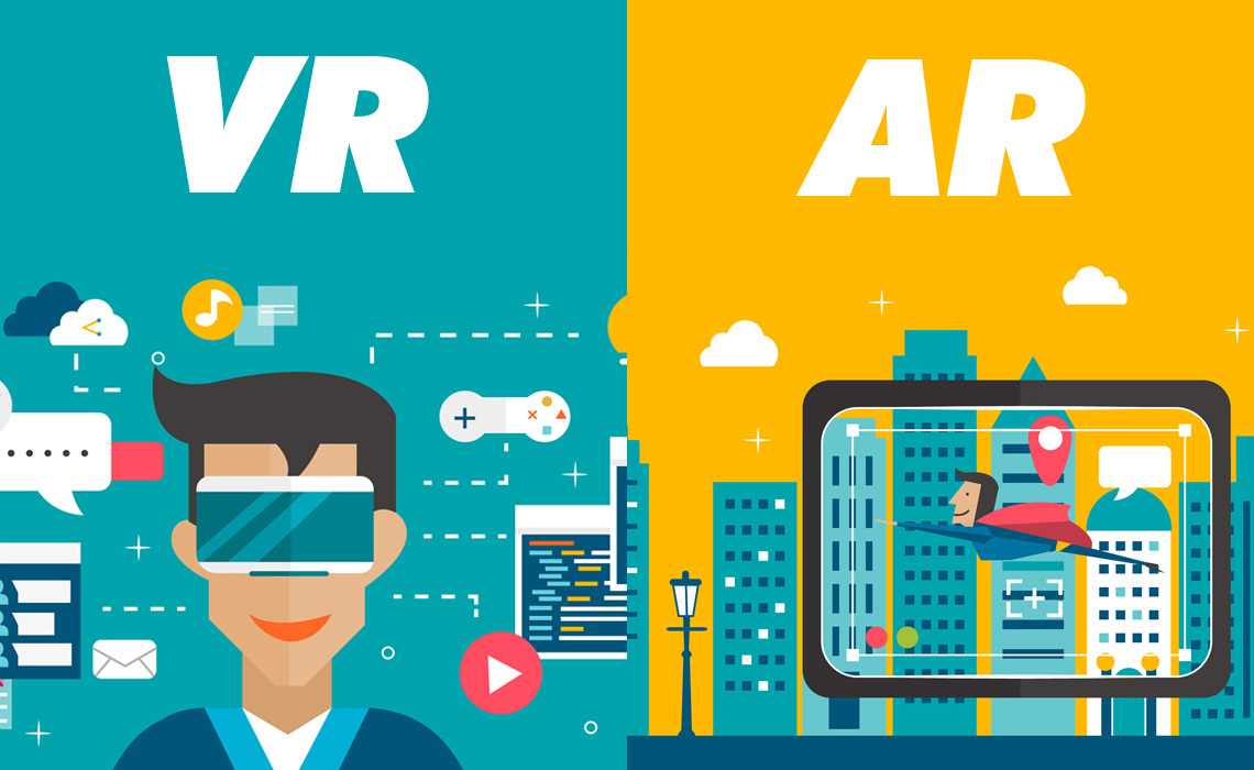AR-VR web design